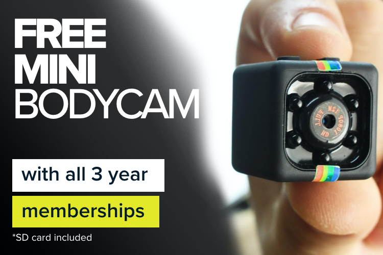 Free Mini Bodycam
